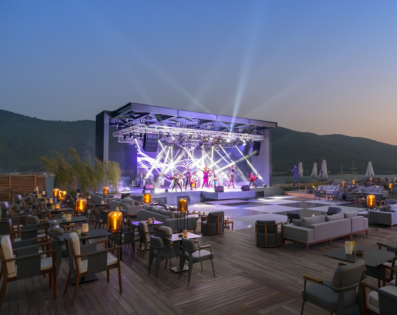 Lujo Hotel Bodrum Luxe Vacation Tour Turkey